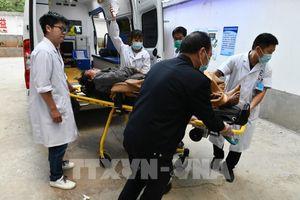 Trung Quốc: Động đất mạnh tại Vân Nam