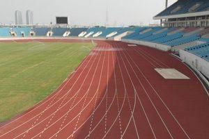 Khu Liên hợp Thể thao Quốc gia Mỹ Đình chạy đua với thời gian để chuẩn bị cho SEA Games 31 và Para Games 11
