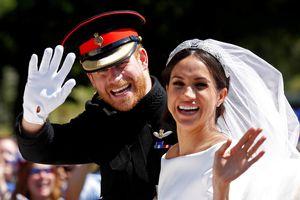 Harry và Meghan bị hoàng gia ghẻ lạnh?