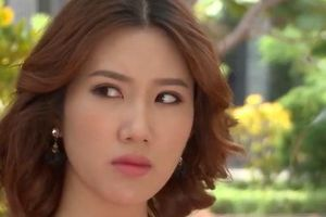 Thúy Ngân - 'nữ hoàng' phản diện mới của màn ảnh Việt