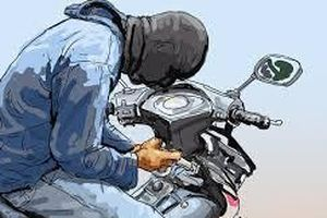 Nghệ An: Trao trả chủ nhân chiếc xe máy bị mất cắp từ 4 năm trước