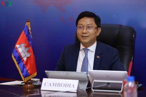 Campuchia sẽ tổ chức Hội nghị ASEM lần thứ 13 như dự kiến