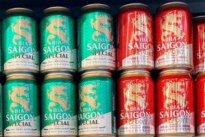 Hy vọng của Sabeco giữa lúc thị trường bia lao dốc