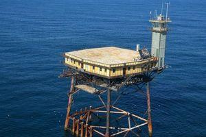 Khách sạn giữa biển, nguy hiểm nhất thế giới