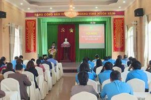 Lâm Đồng: Nâng cao kiến thức cán bộ Công đoàn