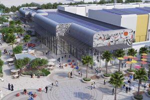Dubai xây dựng thành phố mua sắm trực tuyến trị giá 870 triệu USD