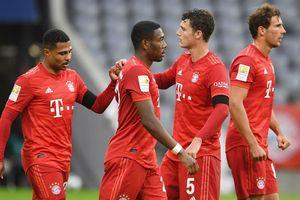 Vòng 27 Bundesliga: Bayern đại thắng, Dortmund âm thầm bám đuổi