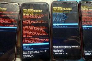 Cách khắc phục lỗi recovery trên điện thoại Samsung Galaxy