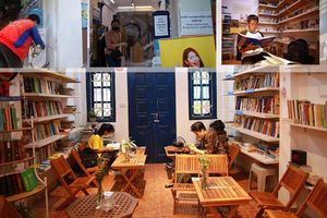 Thư viện miễn phí ở Hà Nội có nước mát phục vụ người dân mùa nắng nóng