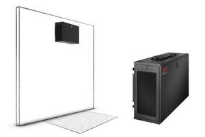 3 đặc điểm khiến giới IT không thể bỏ qua 6U Wall Mount sản phẩm thay đổi khái niệm cồng kềnh trong trung tâm dữ liệu