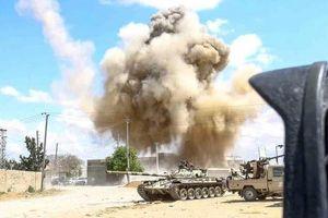 Kêu gọi giảm leo thang xung đột ở Li-bi