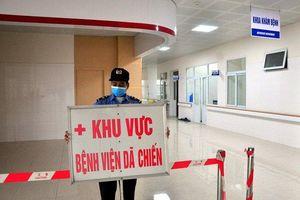 Việt Nam có thêm năm bệnh nhân được công bố khỏi bệnh