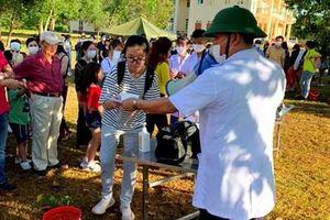 266 công dân Việt Nam hoàn thành thời gian cách ly y tế tại Đà Nẵng