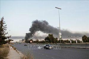Xung đột leo thang ở Libya