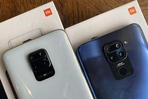 Doanh thu smartphone Xiaomi tăng 12,3%