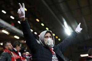 41 ca tử vong bởi Covid-19 từ trận Liverpool gặp Atletico Madrid