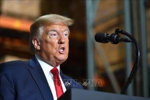 Tổng thống D.Trump đe dọa chuyển địa điểm tổ chức Đại hội toàn quốc của đảng Cộng hòa