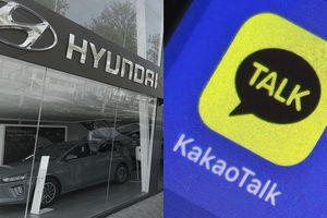 Kakao đã lớn hơn ông lớn ô tô Hàn Quốc Huyndai nhờ đại dịch