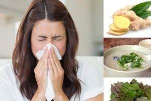 Mẹo giúp chữa cảm lạnh nhanh và hiệu quả