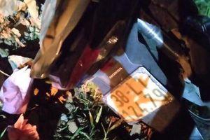 Hà Tĩnh: Tai nạn giao thông, 2 nam sinh tử vong tại chỗ