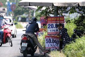 Thông báo hỏa tốc về chính sách bảo hiểm xe máy