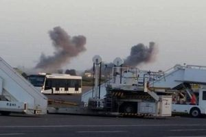 Quân đội quốc gia Libya không kích căn cứ không quân Tripoli