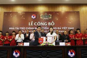 Đội tuyển Việt Nam nhận tài trợ 'khủng' sau đại dịch