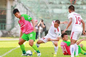 Thêm một đội bóng của V.League bị loại tại Cúp Quốc gia