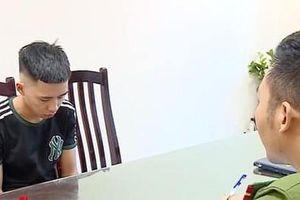 Thanh niên 17 tuổi cướp giật tài sản của hàng chục phụ nữ trong 3 tháng