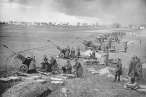 Chiến dịch đưa Hồng quân vào trung tâm nước Đức