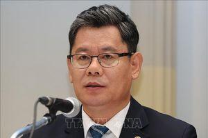 Hàn Quốc hoàn tất dự thảo 'Luật giao lưu hợp tác liên Triều' sửa đổi