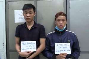 Bình Dương điều tra 2 đối tượng cướp giật tài sản
