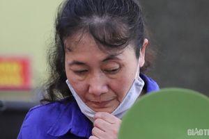 Xét xử gian lận thi cử ở Sơn La: 'Nếu không làm thì sẽ không tồn tại được'