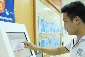 Hà Nội: Tích cực xây dựng Chính phủ điện tử, thủ tục hành chính công nhanh chóng, hiệu quả