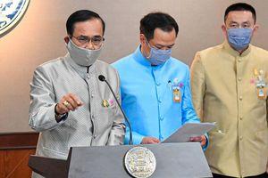 Nội các Thái Lan đồng ý kéo dài tình trạng khẩn cấp tới hết tháng 6