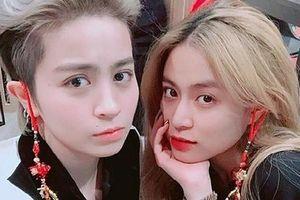Gil Lê và Hoàng Thùy Linh tiếp tục vướng nghi vấn hẹn hò khi dính nhau như sam