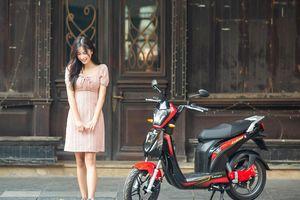 Xe máy điện VinFast Impes - chất lượng tốt, giá chưa đến 15 triệu đồng