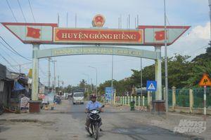 Kiên Giang: Thêm 10 xã nông thôn mới