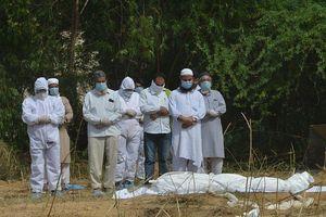 Cập nhật 7h ngày 27/5: Mỹ chính thức vượt mốc 100.000 ca tử vong, Ấn Độ lập 'kỷ lục chết chóc'