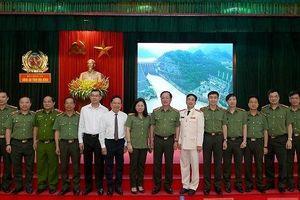 Bộ Công an bổ nhiệm Phó Chánh Thanh tra