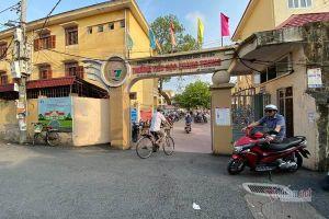 Trường tiểu học Quang Trung nhận trách nhiệm vụ học sinh lớp 1 bị phê bình