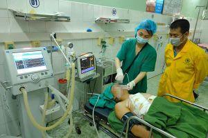 Người phụ nữ Tuyên Quang bị chém rách phổi, lìa 3 xương sườn