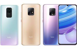Redmi 10X 5G và 10X Pro 5G: Smartphone 5G rẻ nhất thế giới, chip Dimensity 820, giá từ 139 USD