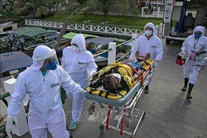 Thế giới có trên 350.000 người tử vong vì COVID-19