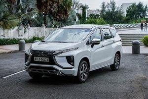 Mitsubishi Xpander chạm mốc 25.000 xe bán ra tại Việt Nam
