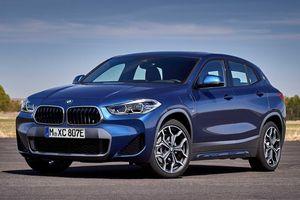 BMW X2 xDrive25e ra mắt với hệ dẫn động PHEV