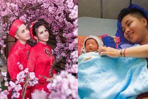 Cuộc sống 'bỉm sữa' sau 10 ngày sinh con của 'người đàn ông chuyển giới mang thai đầu tiên ở Việt Nam'