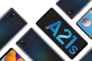 Samsung chính thức ra mắt Galaxy A21s tại Việt Nam