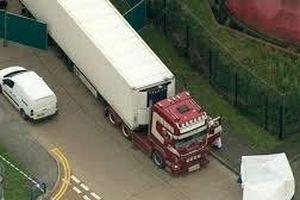 39 người Việt chết trên container: Châu Âu bắt 26 kẻ buôn người