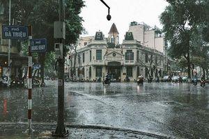 Bắc Bộ còn mưa về đêm và sáng sớm, tiết trời dịu mát